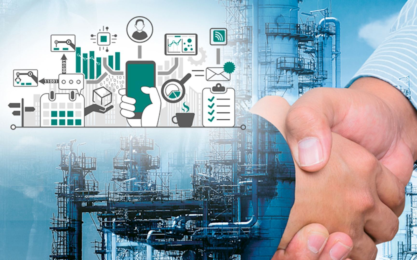 Ensemble vers l'Industry 4.0