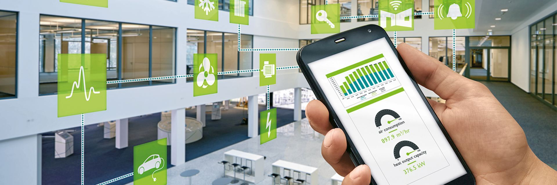 Industry 4.0 - rendre chaque application la plus intelligente possible