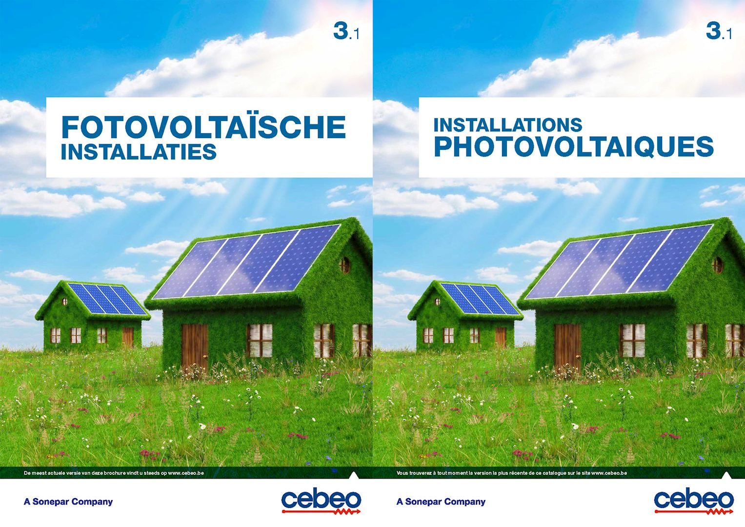 Catalogue Installations photovoltaïques 3.0