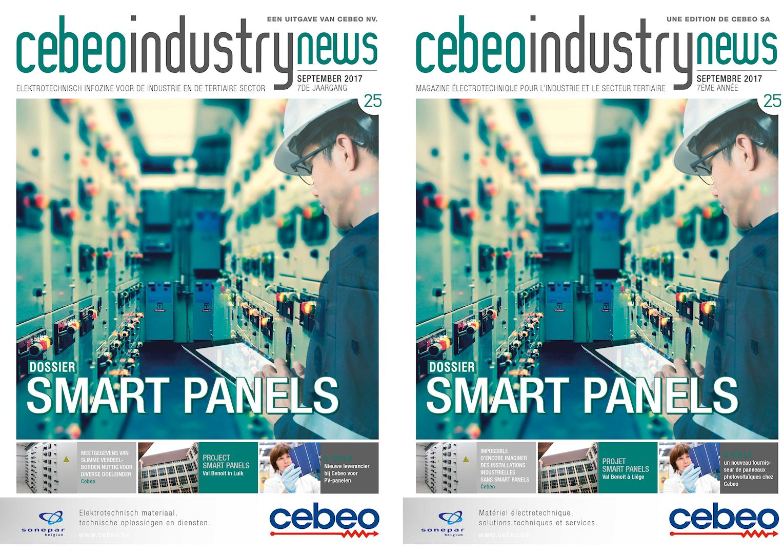 Cebeo Industry News 25 Smartpanels