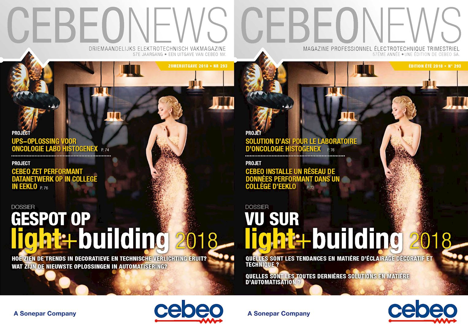 Cebeo News 293 Light + Building