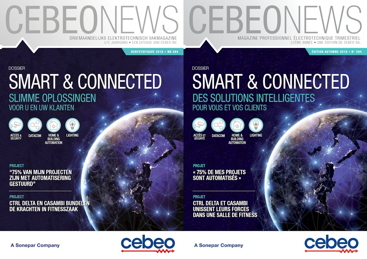 Cebeo News 294 Smart & Connected