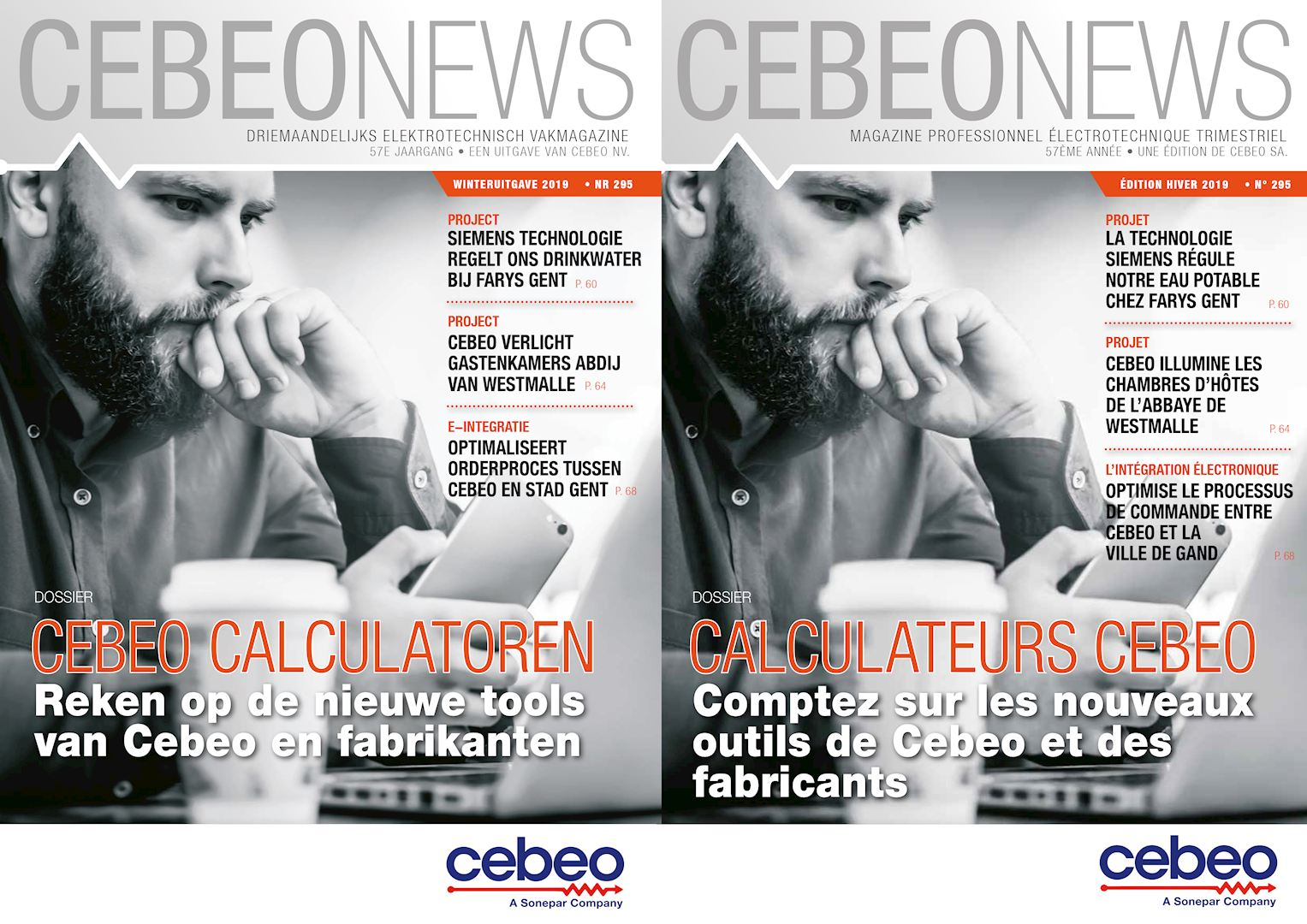 Cebeo News 295 Calculateurs