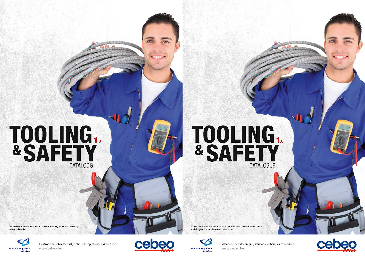 Catalogue Tooling & Safety