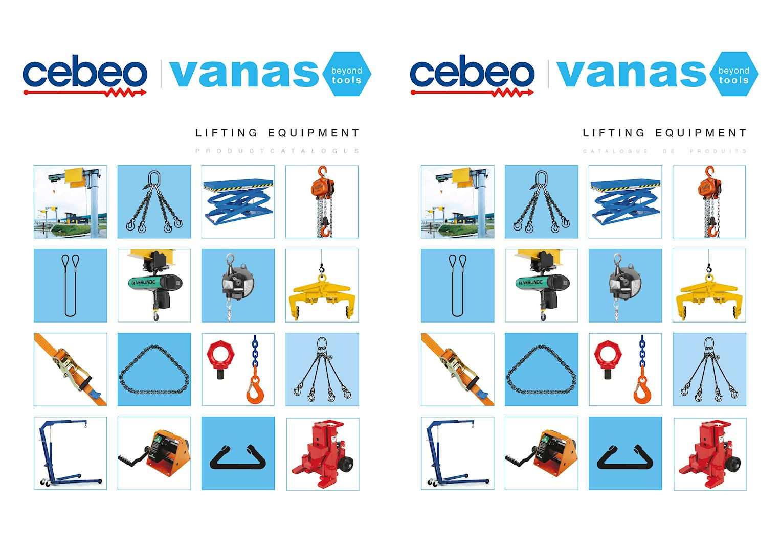 Catalogue Lifting Equipment