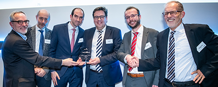 Cebeo wint SPIE Challenge Innovation Leveranciers
